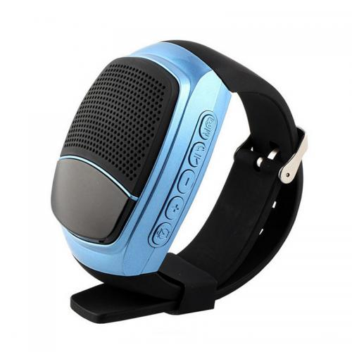 B90 Sport Bluetooth Speaker Watch Type With Seconds Counter